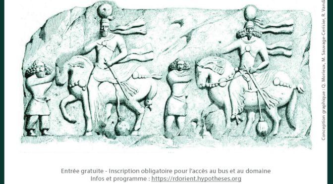"""Retour en images sur le Colloque """"Le cheval, l'âne et la mule dans les empires de l'Orient ancien"""""""